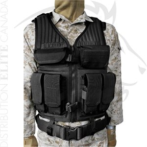 BLACKHAWK OMEGA ELITE TACTICAL VEST 1