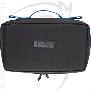 BLACKHAWK S.T.O.M.P. MEDICAL PACK ACCESSORY POUCH WITH BLUE HANDLE