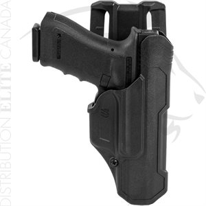 BLACKHAWK T-SERIES LEVEL 2 DUTY HOLSTER