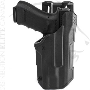BLACKHAWK T-SERIES LEVEL 2 LIGHT BEARING DUTY HOLSTER