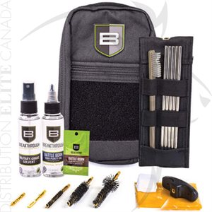 BREAKTHROUGH LOC-223 LONG GUN CLEANING KIT FOR .223 / 5.56