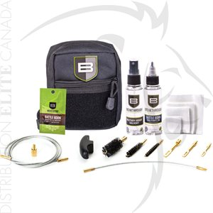 BREAKTHROUGH 3G PULL THROUGH CLEANING KIT - 3 GUN