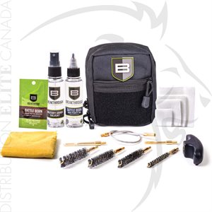 BREAKTHROUGH QWIC-P CLEANING KIT - PISTOL .22-.45