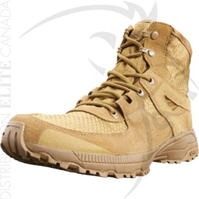 BLACKHAWK 6in TRIDENT ULTRALITE BOTTE COYOTE 498 - 14 MD