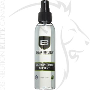 BREAKTHROUGH MILITARY GRADE SOLVENT - 6 OZ BOTTLE SPRAYER