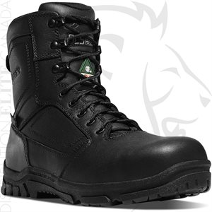 DANNER LOOKOUT EMS CSA SIDE-ZIP 8in BLACK NMT