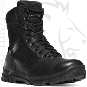 DANNER LOOKOUT SIDE-ZIP 8in BLACK