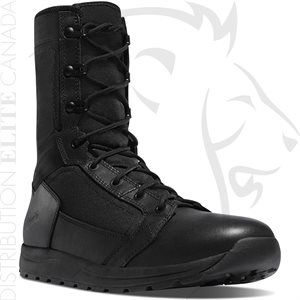 DANNER TACHYON 8in POLISHABLE BLACK HOT