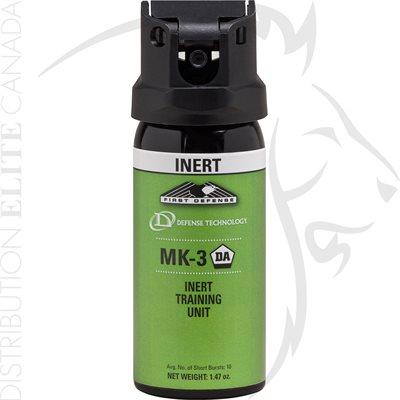DEF-TEC TRAINING UNIT MK-3 - 1.47oz - INERT / STREAM