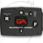 GUARDIAN ANGEL WEARABLE SAFETY LIGHT - VERT / VERT