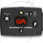 GUARDIAN ANGEL LE WEARABLE SAFETY LIGHT - RED / BLUE
