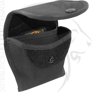 HI-TEC DOUBLE HANDCUFF CASE WITH FLAP