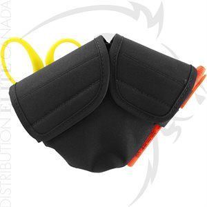 HI-TEC POCKET MASK WITH SCISSORS & GLOVES CASE