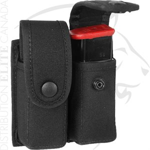 HI-TEC DOUBLE MAG POUCH (P229 .40 / 357 OR GLOCK 9MM)