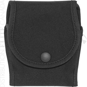 HI-TEC DOUBLE HANDCUFF HOLDER W / FLAP