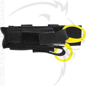 HI-TEC MULTI SCISSOR POUCH WITH FLASHLIGHT & MORE
