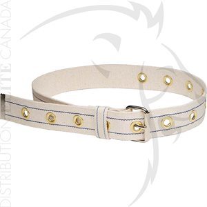 HUMANE RESTRAINT COTTON GROMMET BELT