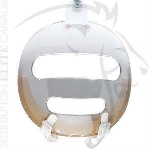 HUMANE RESTRAINT FACE SHIELD (HARD SHELL HELMET ONLY)