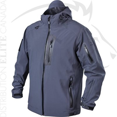 BLACKHAWK TACTICAL SOFT SHELL JACKET SLATE XL