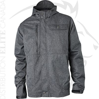 BLACKHAWK DERECHO SOFT SHELL JACKET WATERPROOF SLATE XL