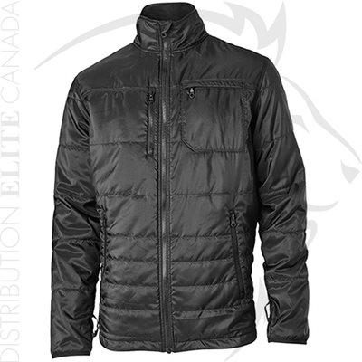 BLACKHAWK BOLSTER JACKET BLACK XL