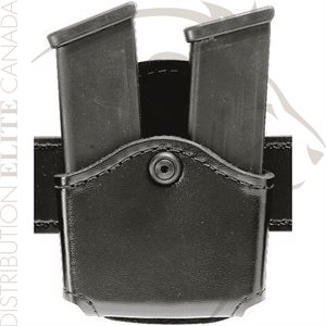 SAFARILAND 572 OPEN TOP DOUBLE MAGAZINE POUCH (PADDLE)