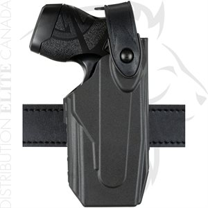 SAFARILAND 7520 7TS SLS EDW HOLSTER WITH CLIP LEVEL II