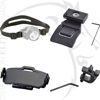 STREAMLIGHT 5-UNIT BANK CHARGER - 120V AC - USB HAZ-LO HDLMP