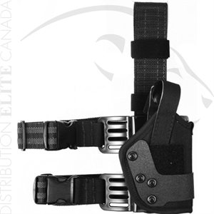 UNCLE MIKE'S DUAL RETENTION TACTICAL PLATFORM HOLSTER