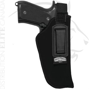 UNCLE MIKE'S INSIDE-THE-PANT HOLSTER WITH RETENTION STRAP
