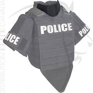 USI LITE TACTICAL THROAT PROTECTOR