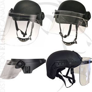 USI RIOT FACE SHIELDS