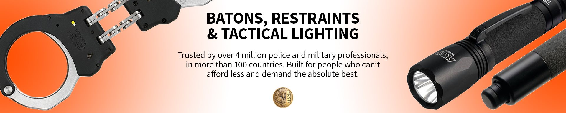ASP - Batons, Restraints and Tactical Lighting